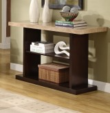 Homelegance Mooney Espresso Sofa Table Available Online in Dallas Fort Worth Texas