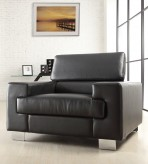 Homelegance Vernon Black Chair Available Online in Dallas Fort Worth Texas