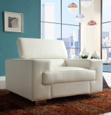 Vernon White Chair Available Online in Dallas Fort Worth Texas