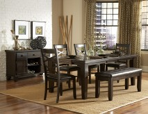 Homelegance Hawn 6pc Dining Room Set Available Online in Dallas Fort Worth Texas