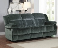 Homelegance Laurelton Charcoal Double Reclining Sofa Available Online in Dallas Fort Worth Texas