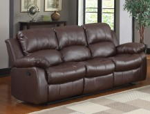 Cranley Brown Reclining Sofa Available Online in Dallas Fort Worth Texas