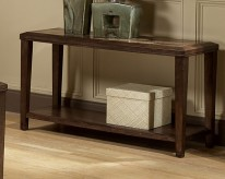 Homelegance Belvedere Espresso Sofa Table Available Online in Dallas Fort Worth Texas