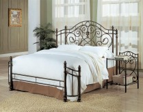 Violet Queen Bed Available Online in Dallas Fort Worth Texas
