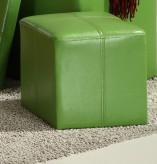 Ladd Green Storage Cube Ottoman Available Online in Dallas Fort Worth Texas
