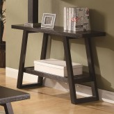 Cocoa Red Sofa Table Available Online in Dallas Fort Worth Texas