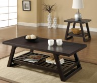 Cocoa Red 3pc Coffee Table Set Available Online in Dallas Fort Worth Texas