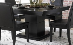 Homelegance Cicero Black Dining Table Available Online in Dallas Fort Worth Texas