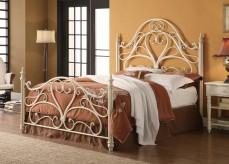 Coaster Ornate Queen Metal Bed Available Online in Dallas Fort Worth Texas