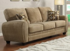 Homelegance Rubin Light Brown Sofa Available Online in Dallas Fort Worth Texas