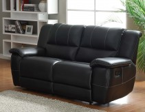 Homelegance Cantrell Reclining Loveseat Available Online in Dallas Fort Worth Texas