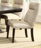 Homelegance Avery Espresso Side Chair Available Online in Dallas Fort Worth Texas