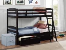 Homelegance Exuberance Twin/Twin Bunk Bed Available Online in Dallas Fort Worth Texas
