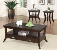 The Coventry 3pc Coffee Table Set Available Online in Dallas Fort Worth Texas