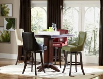 Homelegance Annabelle 5pc Pub Height Dining Table Set Available Online in Dallas Fort Worth Texas