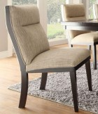 Homelegance Tanager Dark Espresso Side Chair Available Online in Dallas Fort Worth Texas