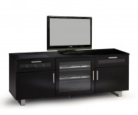 Coaster Connect Black 60in TV C... Available Online in Dallas Fort Worth Texas