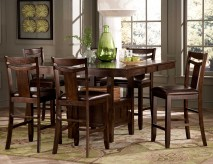 Broome 7pc Counter Height Dining Room Set Available Online in Dallas Fort Worth Texas