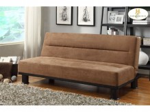 Homelegance Callie Brown Sofa Bed Available Online in Dallas Fort Worth Texas