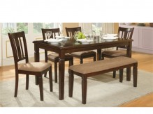 Devlin 6pc Dining Room Set Available Online in Dallas Fort Worth Texas