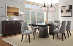 Homelegance Chicago 7pc Dining Room Set Available Online in Dallas Fort Worth Texas