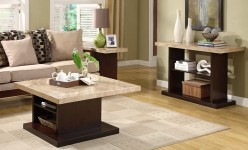 Homelegance Mooney 3pc Espresso Coffee Table Set Available Online in Dallas Fort Worth Texas