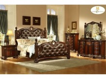 Orleans 5pc Queen Bedroom Set Available Online in Dallas Fort Worth Texas