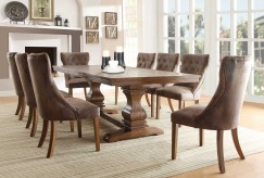 Marie Louise 9pc Dining Room Set Available Online in Dallas Fort Worth Texas