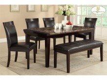 Homelegance Thurston 6pc Dining Table Set Available Online in Dallas Fort Worth Texas