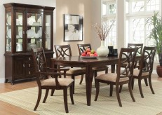 Keegan 7pc Dining Room Set Available Online in Dallas Fort Worth Texas
