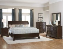 Homelegance Inglewood King 5pc Low Profile Bedroom Group Available Online in Dallas Fort Worth Texas