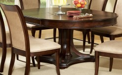 SteveSilver Marseille Pedestal Dining Table Available Online in Dallas Fort Worth Texas