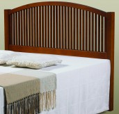 Donco Mission Full / Queen Headboard Available Online in Dallas Fort Worth Texas