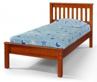 Donco Contempo Espresso Twin Bed Available Online in Dallas Fort Worth Texas