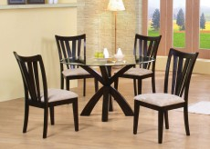 Coaster Shoemaker 5pc Dining Set Available Online in Dallas Fort Worth Texas