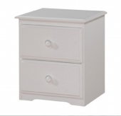 White Night Stand Available Online in Dallas Fort Worth Texas