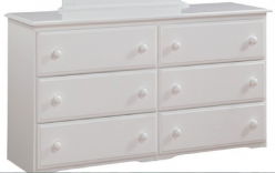 White Dresser Available Online in Dallas Fort Worth Texas