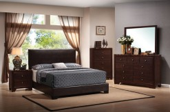 Conner Black Queen 5pc Bedroom Group Available Online in Dallas Fort Worth Texas
