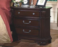 New Classic Emilie Night Stand Available Online in Dallas Fort Worth Texas