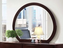 Lyric Espresso Mirror Available Online in Dallas Fort Worth Texas