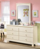 Ashley Cottage Retreat Dresser Available Online in Dallas Fort Worth Texas