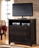 Ashley Harmony Media Chest Available Online in Dallas Fort Worth Texas