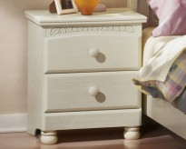 Ashley Cottage Retreat Night Stand Available Online in Dallas Fort Worth Texas