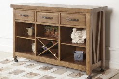 Avalon Rustic Oak Sideboard Available Online in Dallas Fort Worth Texas
