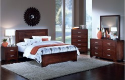 New Classic Urbandale King 5pc Bedroom Group Available Online in Dallas Fort Worth Texas
