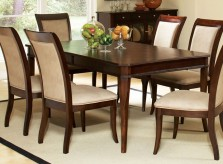 SteveSilver Marseille 7pc Dining Set Available Online in Dallas Fort Worth Texas