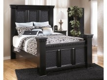 Cavallino Queen Mansion Bed Available Online in Dallas Fort Worth Texas