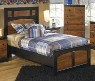 Aimwell Twin Panel Bed Available Online in Dallas Fort Worth Texas