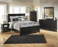 Ashley Maribel 5pc Queen Panel Bedroom Group Available Online in Dallas Fort Worth Texas