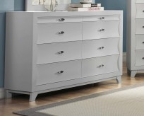 Homelegance Zandra White Dresser Available Online in Dallas Fort Worth Texas